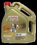 Castrol Edge 0W-40 Fluid Titanium (5 liter)
