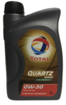 Total Quartz 9000 Fuel Economy 0W-30 1L