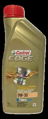 Castrol EdgeTitanium 0W-30 1L