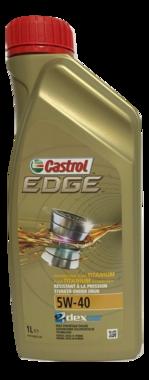 Castrol Edge 5W-40 Titanium 1L