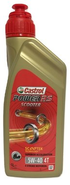 Castrol Power RS Scooter 4T 5W-40 1L