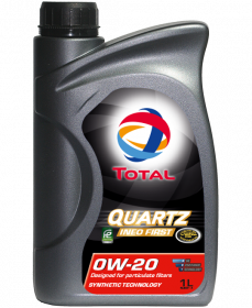Total Quartz Ineo First 0W-20 1L