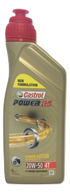 Castrol Power RS 4T 20W-50 1L