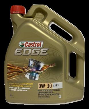Castrol Edge 0W-30 A5/B5 Titanium 5L