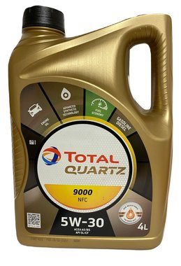Total Quartz 9000 Future NFC 5W-30 (4 liter)