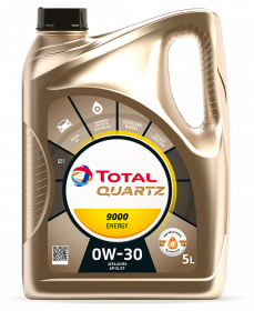 Total Quartz 9000 Energy 0W-30 (5 liter)