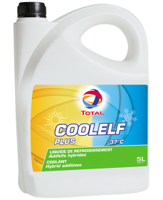 Total Coolelf PLUS –37°C 5L