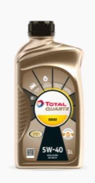 Total Quartz 9000 5W-40 (1 liter)