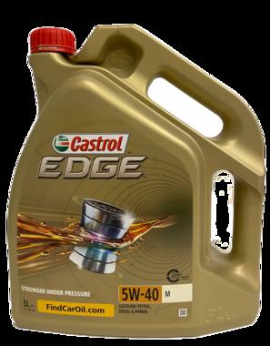 Castrol Edge 5W-40 M (BMW LL-04) 5L