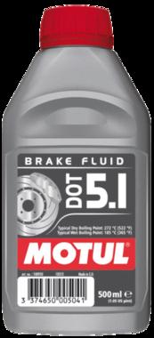Motul Brake Fluid DOT 5.1 500ml