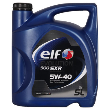 Elf Evolution 900 SXR 5W-40 5Liter