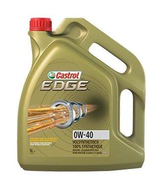 Castrol Edge 0W-40 Titanium FST (5 liter)