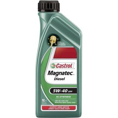 Castrol MAGNATEC Diesel 5W-40 DPF (1 liter)
