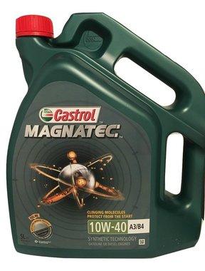 Castrol Magnatec 10W-40 A3/B4 (5 liter)