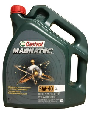 Castrol Magnatec C3 5W-40 (5 liter)