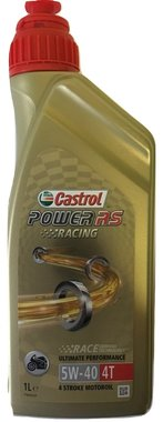 Castrol Power RS Racing 4T 5W-40 1L