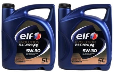 ELF Evolution Full-Tech FE 5W-30 2x5Liter (gratis verzending)