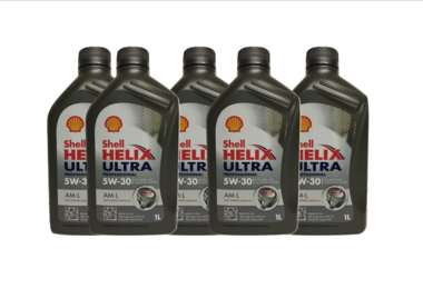 Shell Helix Ultra Professional AM-L 5W-30 (5x1 liter)