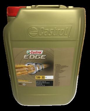 Castrol Edge 5W30 LL Titanium FST 20L (gratis verzending)