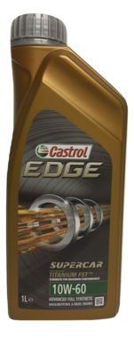 Castrol Edge Supercar 10W-60 1L
