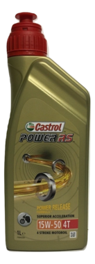 Castrol Power RS 4T 15W-50 1L