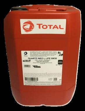 Total Quartz Ineo Longlife 5W-30 20L (gratis verzending)