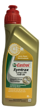 Castrol Syntrax Long Life 75W-90 1L