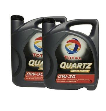 Total Quartz Ineo First 0W-30 2x5L (Gratis Verzending)