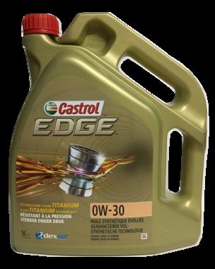 Castrol Edge 0W-30 Titanium (5 liter)