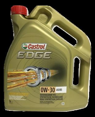Castrol Edge 0W-30 A5/B5 Titanium FST 5L