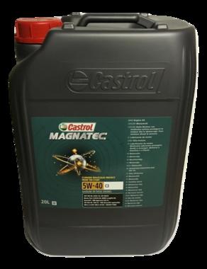Castrol Magnatec C3 5W-40 20L (gratis verzending)