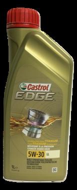 Castrol Edge 5W30 LL Titanium (longlife) 1L