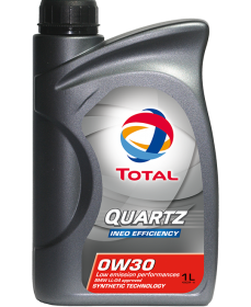Total Quartz Ineo Efficiency 0W-30 1L