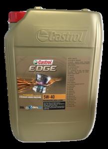 Castrol Edge 5W-40 Titanium 20L
