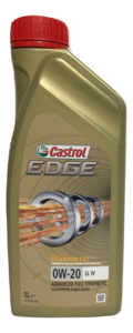 Castrol Edge0W-20 LL IV 1L