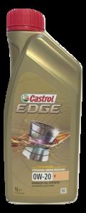 Castrol EdgeTitanium 0W-20 V 1L