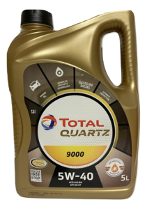 Total Quartz 9000 5W-40 (5 liter) new!