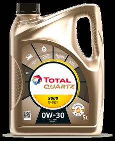 Total Quartz 9000 Energy 0W-30 (5 liter)
