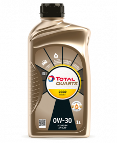 Total Quartz 9000 Energy 0W-30 (1 liter)