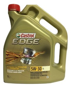 Castrol Edge 5W-30 Longlife Titanium LL 5L