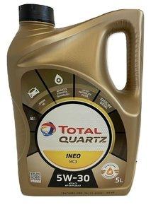 Total Quartz Ineo MC3 5W-30 (5 liter)