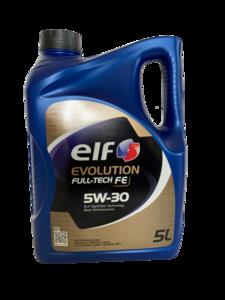 ELF Evolution Full-Tech FE 5W-30 5Liter