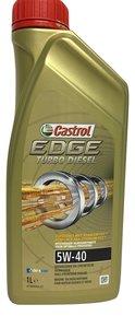CASTROL EDGE TURBO DIESEL 5W40 (1 liter)