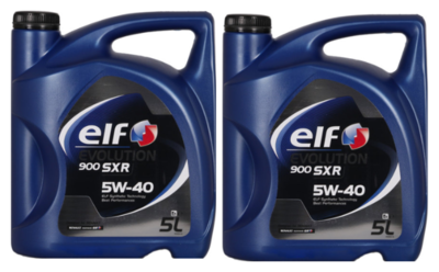 Elf Evolution 900 SXR 5W-40 2x5Liter (gratis verzending)