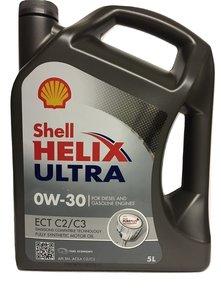Shell Helix ULTRA ECT C2/C3 0W-30 5L