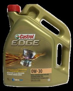 Castrol Edge 0W30 Titanium FST (5 liter)