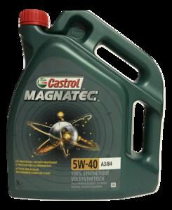 Castrol Magnatec 5W-40 A3/B4 5L