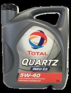 Total Quartz Ineo C3 5W-40 (5 liter)