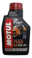 Motul 7100 4T 10W-40 motorolie 1L