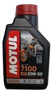 Motul 7100 4T 20W-50 motorolie 1L